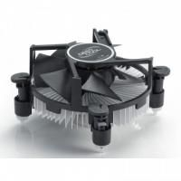 Кулер CPU DEEPCOOL CK-11509 (1150/1151/1155, 65W, 27dB, 2200 rpm, 92мм, 3pin) RTL