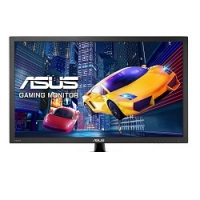 "МОНИТОР 27"" ASUS VP278H Black (LED, Wide, 1920x1080, 1ms, 170°/160°, 300 cd/m, 100,000,000:1,  +НDMI, +MM, +USB, )"