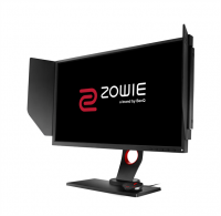 "МОНИТОР 24.5"" ZOWIE by BenQ XL2546 Gray с поворотом экрана (1920x1080, 240Hz, 1 ms, 170°/160°, 320 cd/m, 12M:1, +DVI, +H"