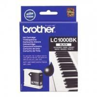 Картридж Brother LC1000BK DCP130C/330С, MFC-240C/5460CN/885CW/DCP350 Black, 500 pages (5% coverage)
