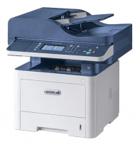 МФУ  XEROX WorkCentre 3335DNI (принтер /сканер /копир /факс, Duplex, ЖК, бело-синий (USB2.0, LAN, WiFi)